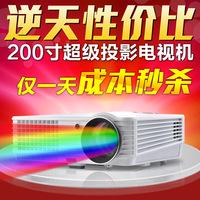 5200 Lumens HD home projector HD 1080P LED Projector 3D HD projector K-800