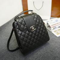 2015 Real Mochila Escolar Mochila Infantil Factory Wholesale New Fashionable Bag Lingge Backpack Shoulder Satchel Multi-purpose