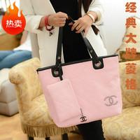 2014 new international major suit fashion bag Boston Bag multifunctional Leather Handbag Shoulder diagonal cross handbag