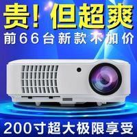 HD RGB 3D projector HD home projector 5200 Lumens 1280*800 10000:1 projector 1080p 3D projector diagram MEGA office