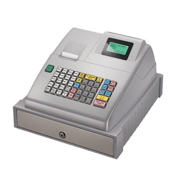 Original English version of the electronic cash register cash register for Restaurants supermarkets clothing stores tea shops(China (Mainland))