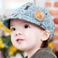 Baby hats children hats baby cap baseball hat spring and autumn new bonnet