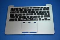 "New Original Norway TopCase For Macbook Pro Retina 13"" A1502 2013 Norwegian Top case Palmrest with  Keyboard"