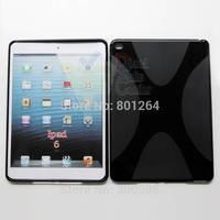 X line TPU Gel Cover Case for iPad Air 2 Air2 9.7 100pcs
