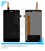Original LCD touch screen for Lenovo S860 Cell Phone touch +LCD Screen (with touch Panel)  Free Shipping