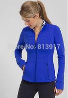 Hot! Women's brand Yoga Hoodie / jacket. Free shipping