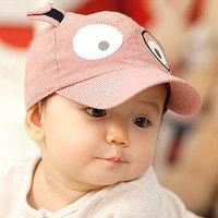 Empty baby top hat baby hat children cap baseball cap mesh hat cap visor styling puppy