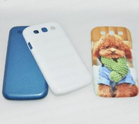 cheap discount factory directly sale heat sublimation metal molds for samsung S3 9300 9308 cases