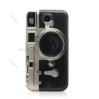 200 pcs/lot  Unique Cool Pattern Hard Back Case for Samsung GALAXY S4 i9500