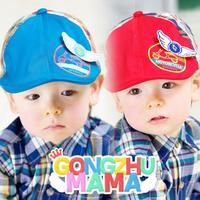Children hats baby berets baby cap spring new wings
