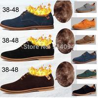 9 colour Fashion boots summer cool&winter warm Men Shoes Leather Shoes Men's Flats Shoes Low Men Sneakers for men Oxford Shoes