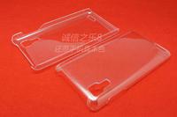 lenovo P780  high quality PC Ultra-thin hard  transparent back cover case  , MOQ:1pcs . wholesale