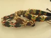 New Handmade Leather Braided Bracelets Leather Wristband Bracelet For Women Wholesale