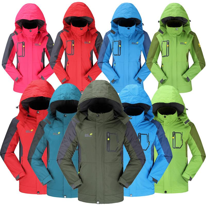 Casal primavera projeto outono inverno Warmoutdoor jaquetas de esqui roupas escalada impermeável casaco à prova de vento manter o transporte livre quente(China (Mainland))