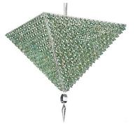 Modern Crystal Chandeliers Vertex Large Pendant