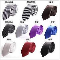 Gentleman's tie casual designer fashion brand men's official wedding business exchanges between the two parties