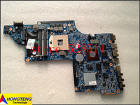 Original  650800-001 board for HP pavilion dv6 dv6t dv6-6000 laptop motherboard with hm65 chipset HD6770/2G  100% Test ok