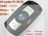 Remote Key 3 Button for BM-W BM 3/5 Series X1 X6 Z4 315MHZ With ID7944 Chip