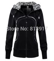 Free shipping! Women's Lulu Yoga Hoodie Jacket, size: 2 4 6 81012