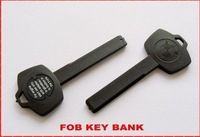 Replacement Plastic Emergency Valet Blank Key Blade For B*MW 1 3 5 6 M X Z Series