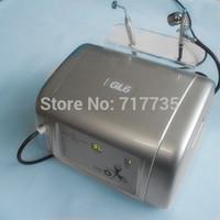 Beauty Salons Portable O2 light gray oxygen facial machine oxygen jet oxygen spray machine for Rejuvenation