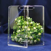 For Huawei Ascend P7 mini high quality PC Ultra-thin hard  transparent back cover case  , MOQ:1pcs . wholesale