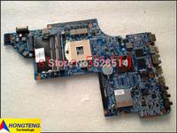 Original 659149-001 for HP pavilion DV6 DV6-6000 laptop motherboard with chipset HD6490/1G QUA 100% Test ok