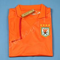 Embroidery Logo Shandong Luneng 14 15 Home Soccer Jerseys Thailand Quality Fans Version Football Shirt Free Shipping