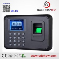 Udohow Cheap fingerprint time attendance