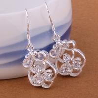 Wholesale 925 sterling silver earrings , 925 silver fashion jewelry ,  /asqajjxa cjyalbfa E399