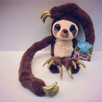 yangzi-041  The Croods sloths Belt Belt monkey monkey plush toy doll Wholesale Christmas gift