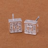 Wholesale 925 sterling silver earrings , 925 silver fashion jewelry ,  /asoajjva cjwalbda E397