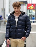 2014 Brand New Man's Winter Jacket , Plus Size 3XL Hoody Fashion Clothes,Winter Overcoat,Outwear,Winter Jacket Men Freeshipping