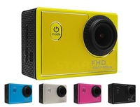 2014 as good as Ambarella A7 Action Camera  X1 1080p 60fps Waterproof 1.5 inch Playback screen better than SJ4000 SJCAM