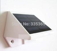 12pcs light of  X waterproof ABS led solar light 0.3w for garden light