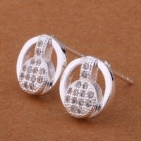 Wholesale 925 sterling silver earrings , 925 silver fashion jewelry ,  /asaajjha cjialapa E382