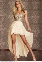 Women Plus Size Summer Dress Charming Sequined Chiffon Long Evening Party Maxi Dress vestido longo gowns S-XXXL Sundress