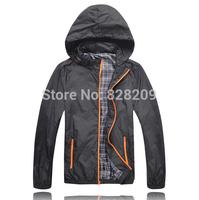 2014 New Fashion Male Zipper Casual Jacket Men's Outdoor Sportwear Slim Fit Autumn/Winter Outwear Plus Size Brand Tops