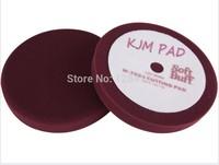 "K520Free shipping (material w-7000 as MEGUIAR'S car cutting pad)  8"" high quanlity car soft Buff  Pad  & car Polishing Pad"