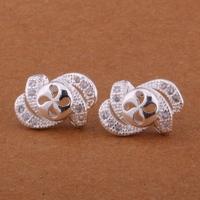 Wholesale 925 sterling silver earrings , 925 silver fashion jewelry ,  /asfajjma cjnalaua E388
