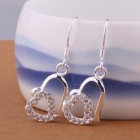 Wholesale 925 sterling silver earrings , 925 silver fashion jewelry ,  /asjajjqa cjralaya E392