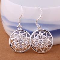 Wholesale 925 sterling silver earrings , 925 silver fashion jewelry ,  /asrajjya cjzalbga E400