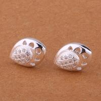Wholesale 925 sterling silver earrings , 925 silver fashion jewelry ,  /asmajjta cjualbba E395