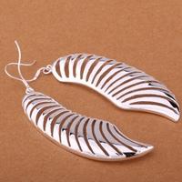 Wholesale 925 sterling silver earrings , 925 silver fashion jewelry ,  /astajkaa ckbalbia E403