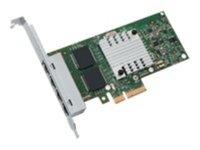 E1G44HT I340-T4 Server Adapter 10/100/1000Mbps PCI-Express 2.0 4 x RJ45 Processor 82580 Free shipping