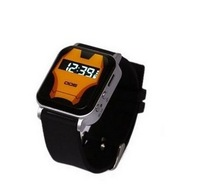 2014 New Fashion Safety Child and Old People GPS Watch With SOS Dual Y26 Free Shipping