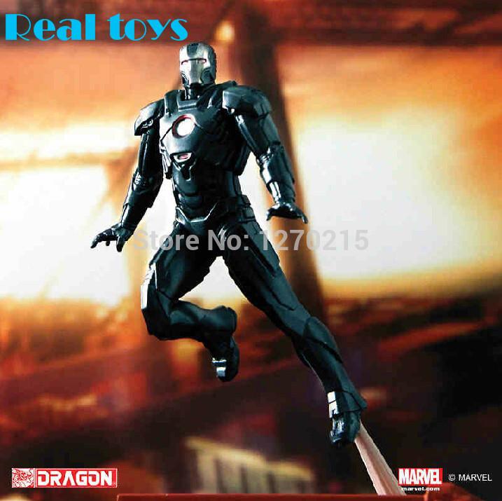 Iron Man Mark 16 Nightclub Dragon Iron Man Mark 16