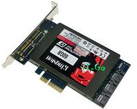4 SATA III PCI-E X4 Controller Card, RAID Controller SATA3.0 HyperDuo