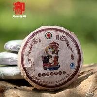 Lucky Ruyi PU er tea cooked tea premium tea 100g tea cakes