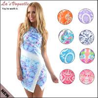Casual Dress 2014 New Fashion Vestido De Festa Curto Cheap Clothes China Roupas Femininas Vestidos Casual Free Shipping